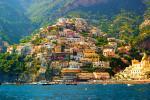 amalfi coast overlook